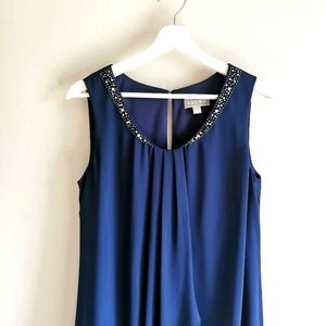 Laura prom or bridesmaids party dress Blue small